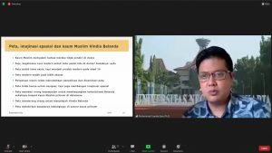Kuliah Tamu: Imagined Modernity: Islam, Kemajuan dan Budaya Visual di Indonesia Abad Ke-20